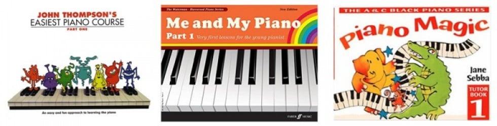 childrens piano music.
